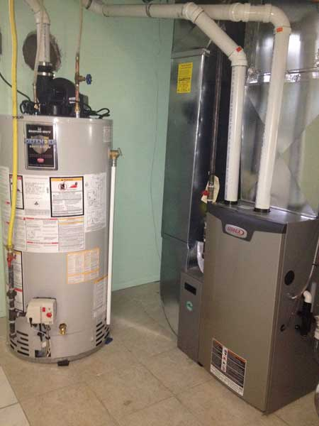 Oil Electric To Gas Conversions Services Toronto Airflex