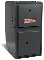 GMVC96 Two-Stage, Variable-Speed ECM Gas Furnace