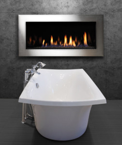 ZRB46 Direct Vent Gas Fireplace