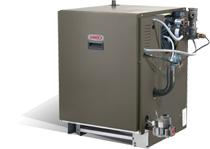 Lennox Gas Fired Gwb8 Ie Boiler Airflex Heating