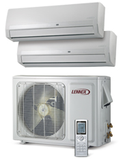 Dave Lennox Ductless MS8Z Mini-Split Heat Pump