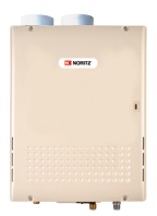 Noritz NRC83 Tankless Water Heater