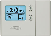 Lennox ComfortSense™ 3000 Series Programmable & Non-Programmable Thermostats