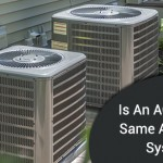 Is An AC Unit The Same As A HVAC System?