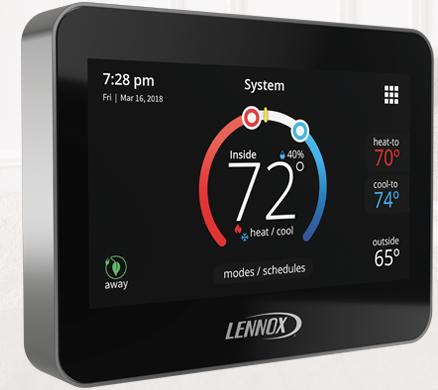 iComfort M30 Smart Thermostat